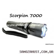 Электрошокер Scorpion 7000 POLICE 2000 watt оригинал