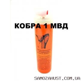 Купить Газовый баллончик Кобра 1 МВД