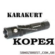 Фонарь шокер Каракурт корея